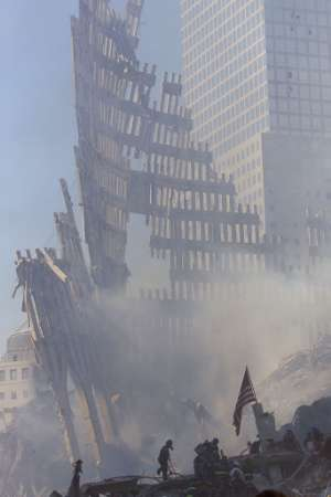 WTC (Curtesy of Yahoo); Actual size=180 pixels wide